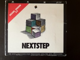 NeXTSTEP 3.3 User NeXT 68K , Intel ISO Download part 1 of 2