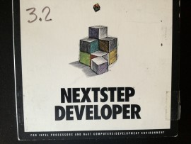 NeXTSTEP 3.2 Developer Intel and 68K