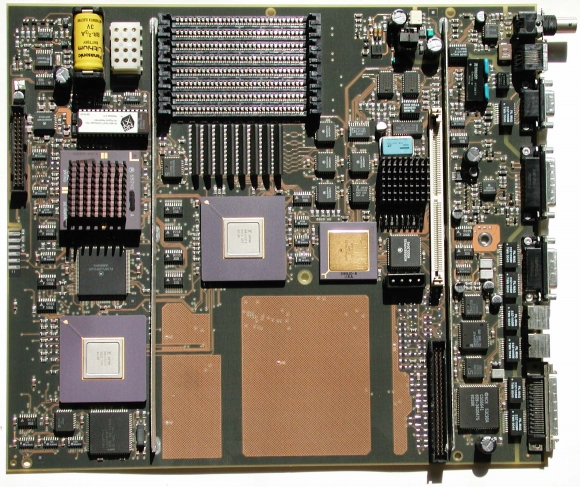 NeXT 25Mhz Mono Station Motherboard