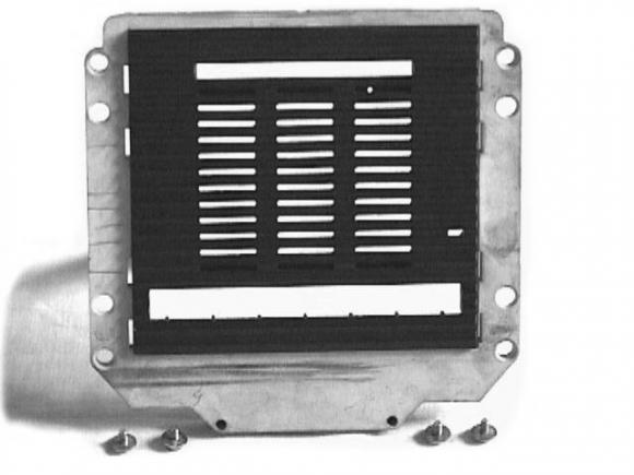 NeXT Cube 2.88/OD front bezel